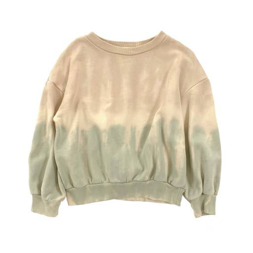 Long live the Queen - Sweater, pastel tie and die
