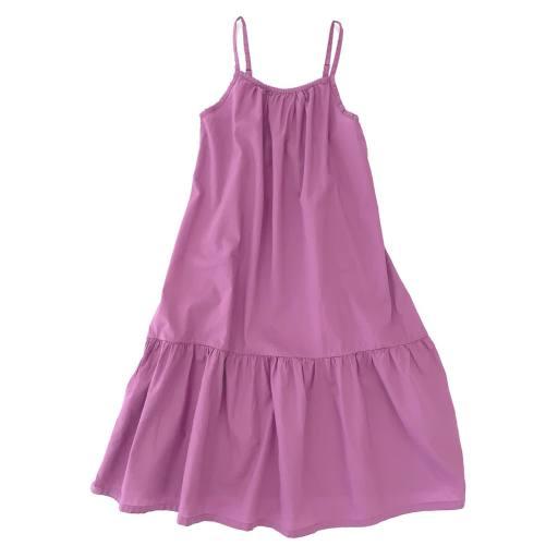 "Long live the Queen - Kleid ""Wide dress"", purple"