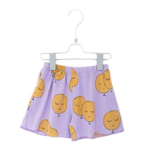 """Lötiekids - Shorts """"Moons'', mauve"""