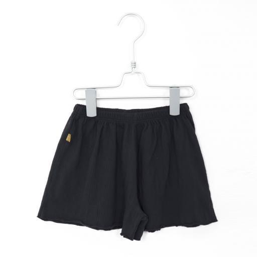 Lötiekids - Shorts ''Flowy'', charcoal