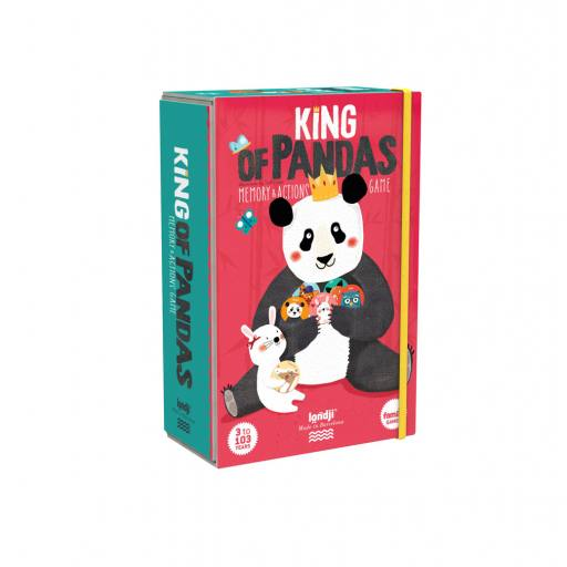 Londji - Memo Actions King of Pandas