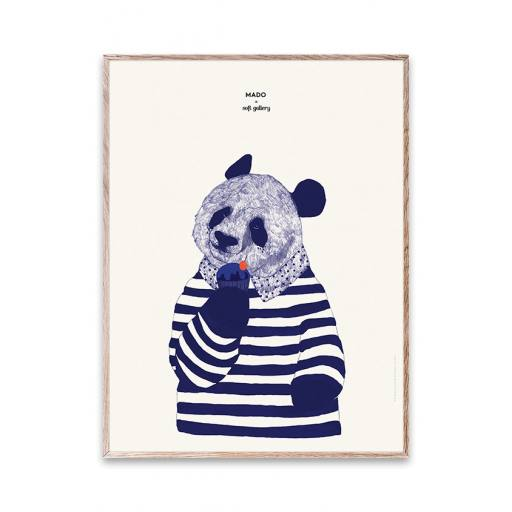 "Mado x Soft Gallery - Poster ""Coney, 40x30cm"""