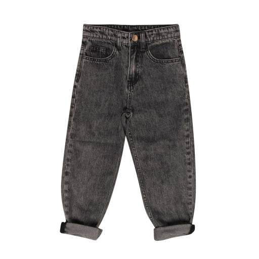 "Maed for Mini - Jeanshose ""Bull Revised Jeans"", black"