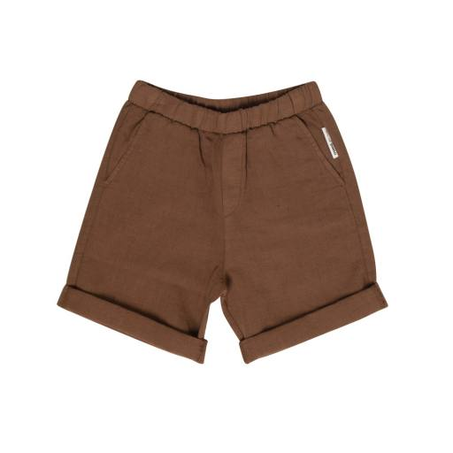 Maed for Mini - Chino Shorts ''Coyote'', caramel