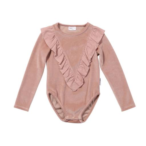 "Maed for Mini - Gymnastik-Body ""Lavender Lemur Gympiece"", rosé"