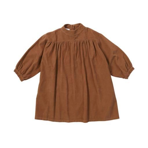 "Maed for Mini - Kleid ""Caramel Coyote Dress"", lightbrown"