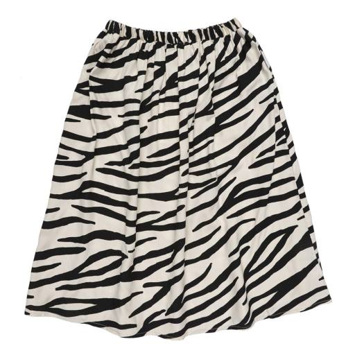 "Maed for Mini - Rock ""Smiling Zebra"", black white"