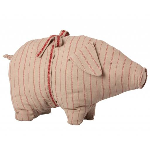 Maileg - Schweinchen ''Pig with stribes'', medium