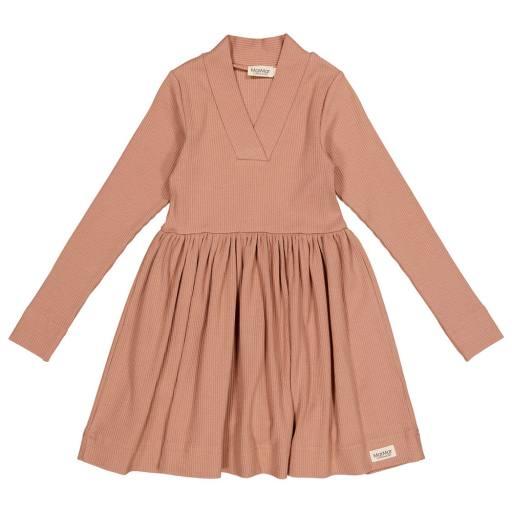 Marmar - Dress ''Modal'', rose brown