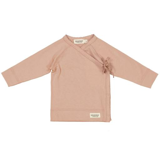 "MarMar - Wickelshirt ""Tut Wrap"", rose sand"