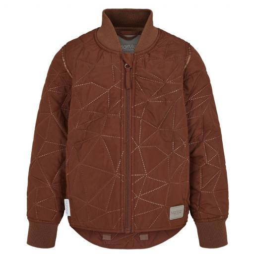 MarMar - Thermojacke ''Orry'', chocolate