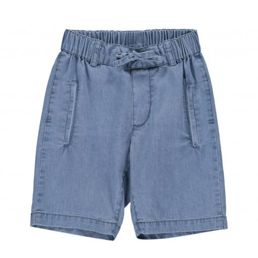"MarMar - Hose ""Light Denim Shorts"""