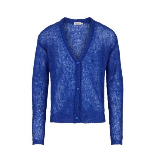 "MarMar - Mohair-Pullover ""Tyvia"", cobalt blue"