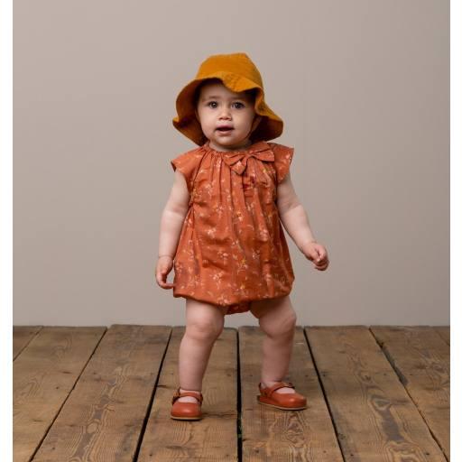 "Einteiler ""Rosalie, Drapy Viskose Dress Baby Girl"", millefleur"