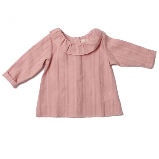 Merci Marie- Bluse ''Elisa'', dusty rose