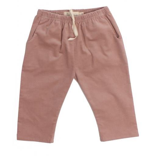 "Merci Marie - Hose ""Pants Marla"", pink sand"