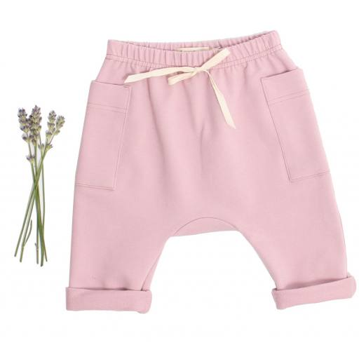 "Mercie Marie - Hose ""Pants Bob"", powder pink"