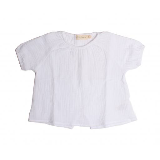 "Merci Marie -Bluse ""Julia"", white"