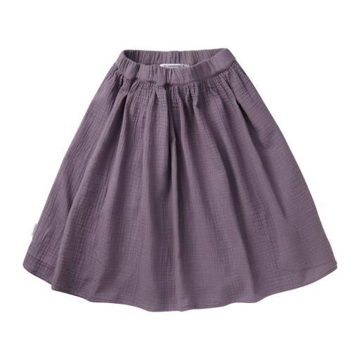 "Mingo - Rock ""Muslin Midi Skirt"", lavender"
