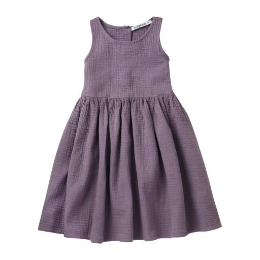 "Mingo - Kleid ""Muslin Dress"", lavender"