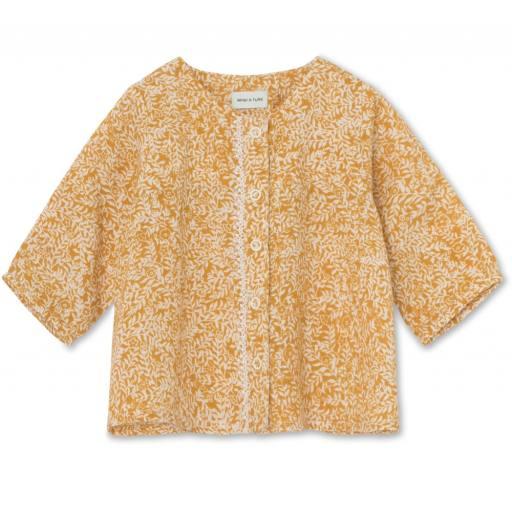 """Mini a Ture -Bluse """"Ashia Shirt"""", narcissus"""