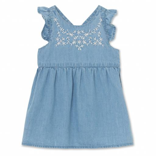 "Mini a Ture -Kleid ""Lizzie Dress"", ashley blue"