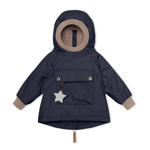 "MINI A TURE - Winterjacke ""Baby Wen"" blue nights"