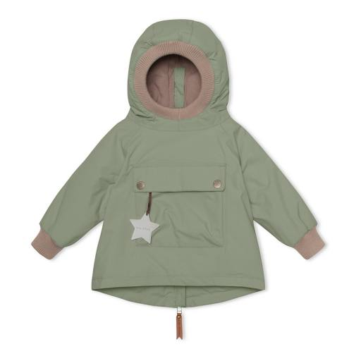 "MINI A TURE -Winterjacke ""Baby Wen"" sea spray"