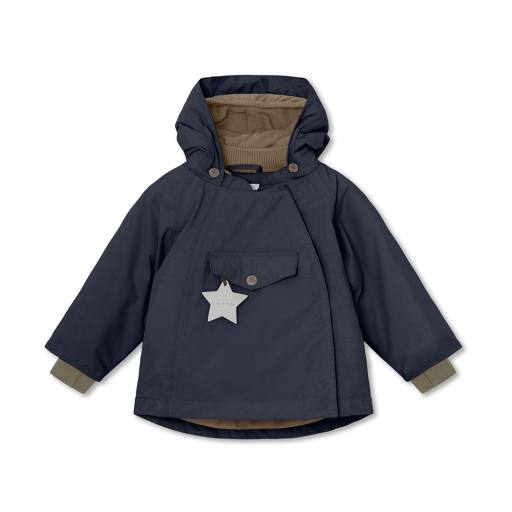 "MINI A TURE -Winterjacke ""Wang"", blue nights"