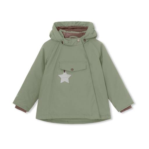 "Mini a Ture -Winterjacke ""Wang"", sea spray"