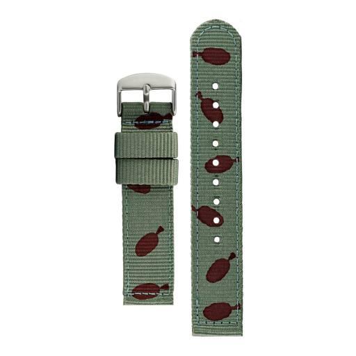 "Mini Kyomo - Wechsel-Armband ""Fischies"""
