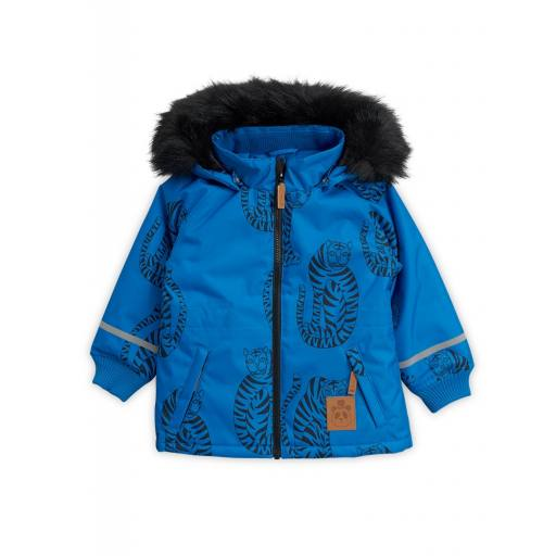 "Mini Rodini -K2 Parka ""Tiger"", blue"