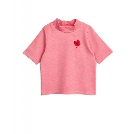 "Mini Rodini - T-Shirt ""Clover Tee"", pink"