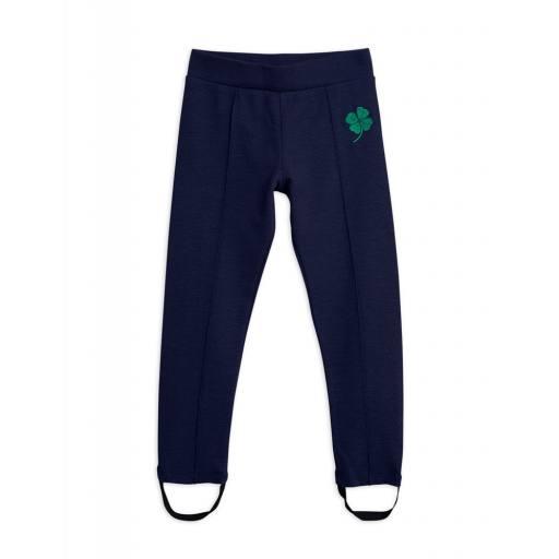 """Mini Rodini - Ski-Hose """"Clover Skipants"""", navy"""