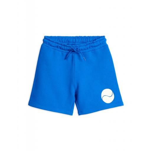 "Mini Rodini -Kurze Hose ""Game Sweatshorts"", blue"