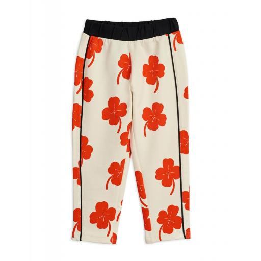 """Mini Rodini - Hose """"Clover Sweatpants"""", offwhite"""