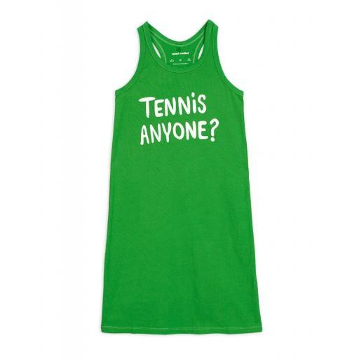 "Mini Rodini -Kleid ""Tennis Anyone Tank Dress"", green"