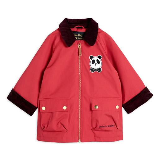 "Mini Rodini -Jacke ""Padded Country Jacket"", red"