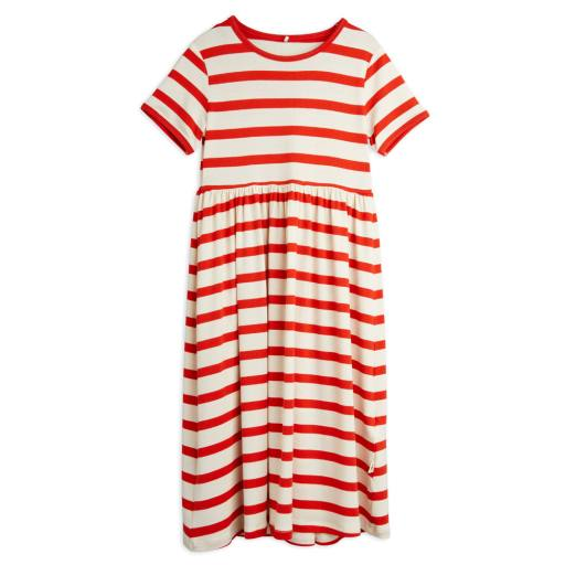 "Mini Rodini - Kleid ""Stripe"", red"