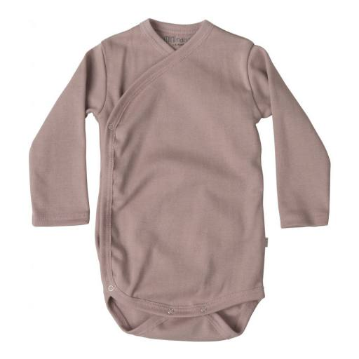 "Minimalisma - Wickelbody ""Morris"", dusty rose"