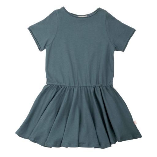 """Minimalisma - Kleid """"Lilja"""", deep ocean"""