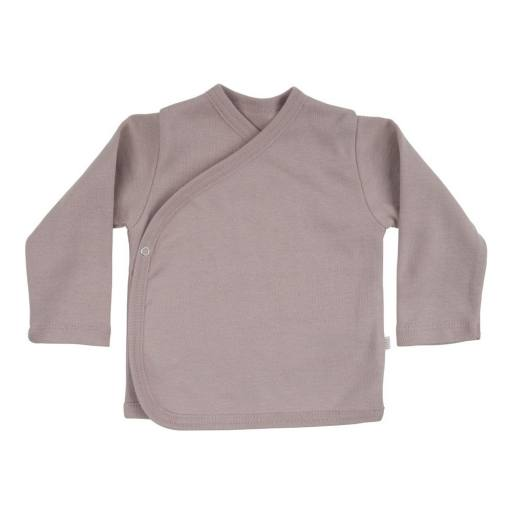 "Minimalisma - Wickelshirt ""Mini"", dusty rose"