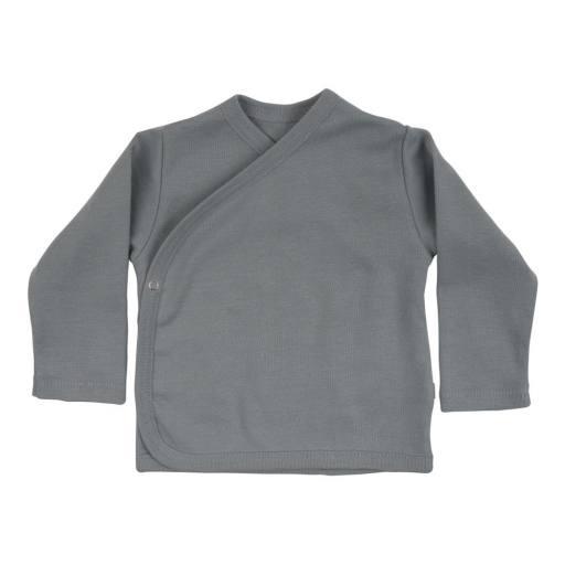 """Minimalisma - Wickelshirt """"Mini"""", powder blue"""
