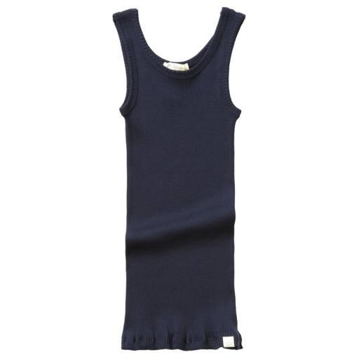 """Minimalisma - Unterhemd """"Billund 6-14Y"""", dark blue"""