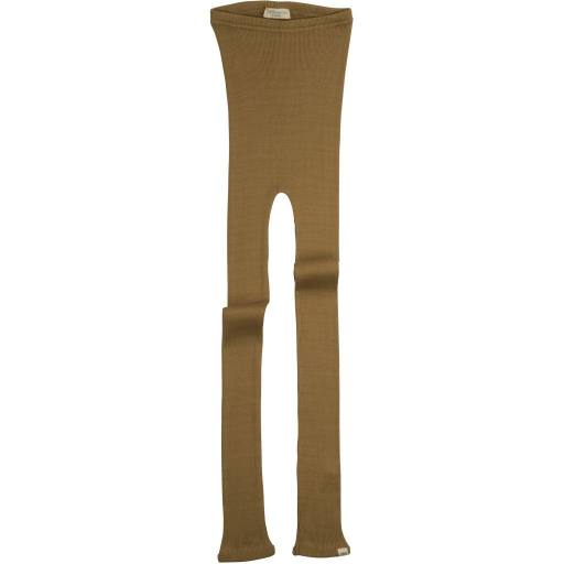 "Minimalisma - Leggings ""Bieber"", golden leaf"