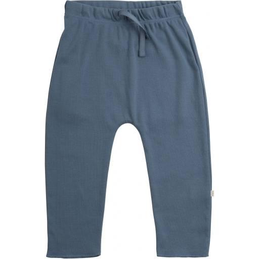 """Minimalisma - Hose """"Nordic"""", steel blue"""