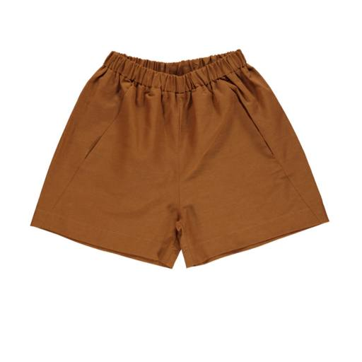Monkind - Shorts ''Honey Bermuda Adults'', brown