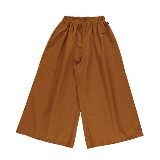 "Monkind - Hose ""Honey Palazzo Pants Adult"", brown"