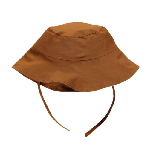 Mondkind - Sonnenhut ''Honey Sun Hat'', brown