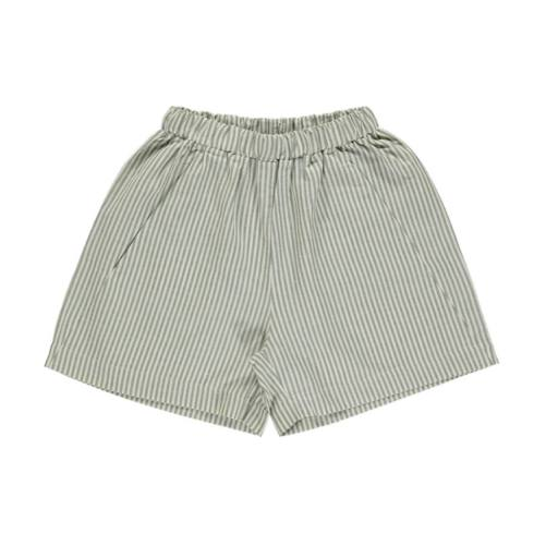 Monkind - Shorts ''Lagoon Bermuda Adults'', white grey
